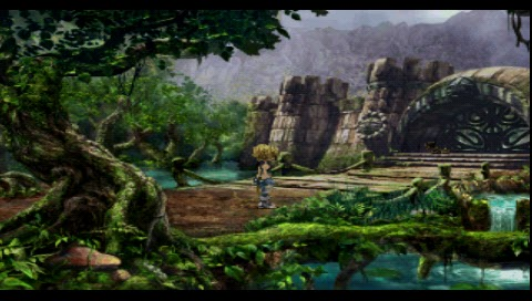 Final Fantasy IX, Healing Fountain