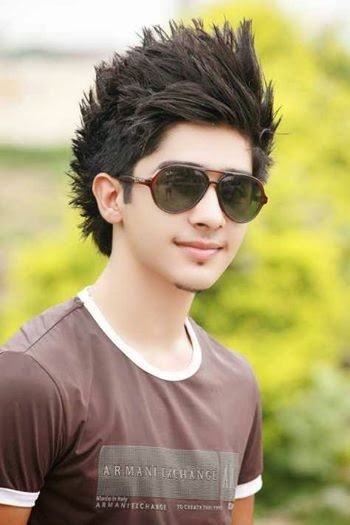 Boy S Hair Style Handsome Indian Boys Hair Style