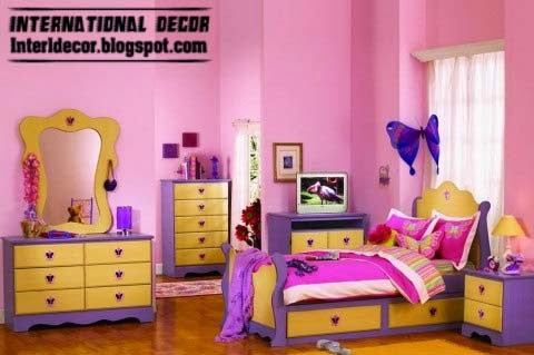 15 pink girl 39 s bedroom 2014 inspire pink room designs for Purple and pink bedroom designs