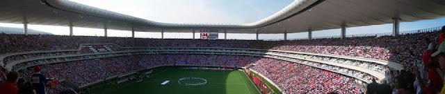 Estadio Omnilife de las Chivas