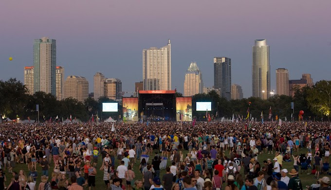 Experience Austin City Limits Festival #ACL