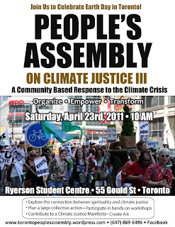 People's Assembly on Climate Justice