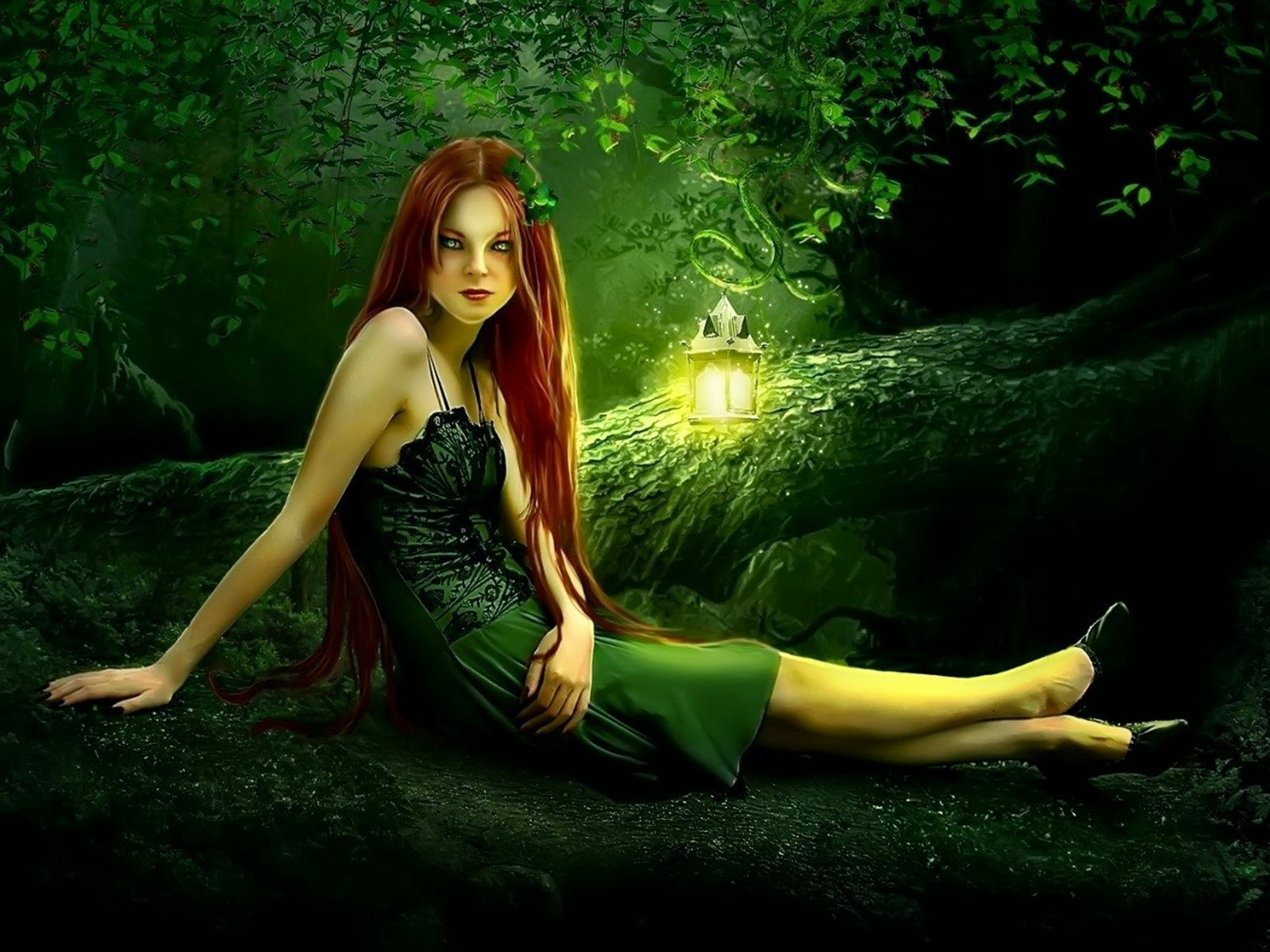 Top Wallpaper Forest Girl - 102652  Pictures_43727 .jpg
