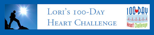 Lori's 100-Day Heart Challenge