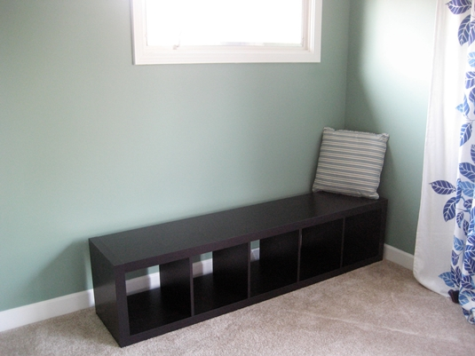 I 39 m back for more fiscally chic for Expedit tv bench