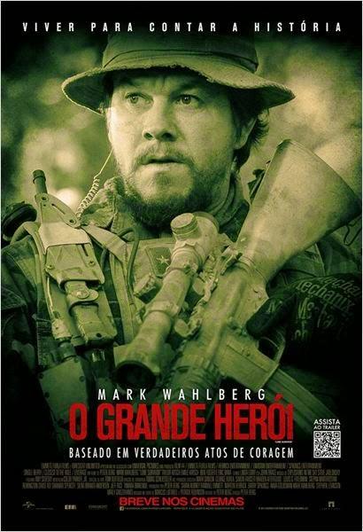 Filme O Grande Herói Dublado AVI BDRip