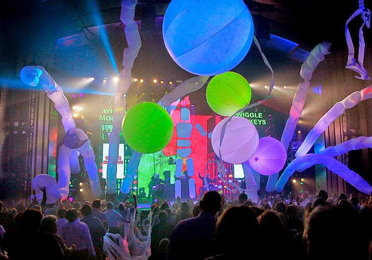 Blue Man Group | National Tour (Photo: Paul Kolnik)