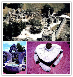 Coral Castle, Monuments of Love Lost, in Florida