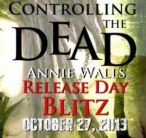 Annie Walls Release Day Bitz