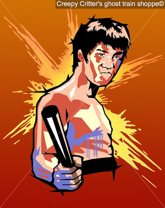 BRUCE LEE : ENTER THE DRAGON