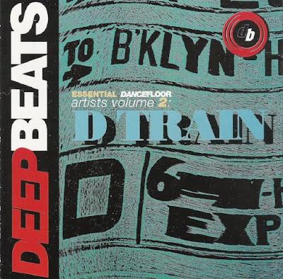 D-Train – Essential Dancefloor Artists Volume 2