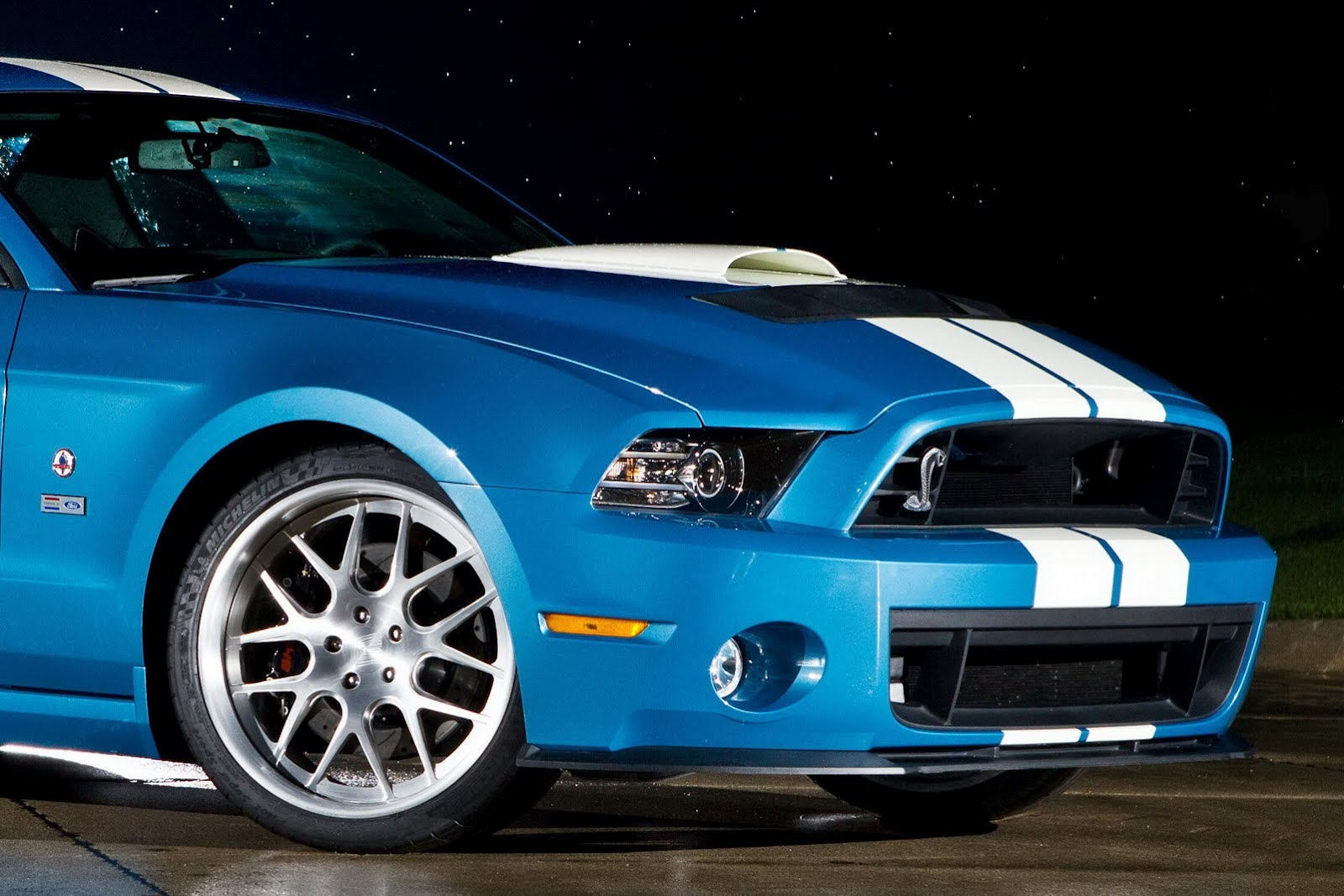 2013 Ford Shelby Cobra GT500