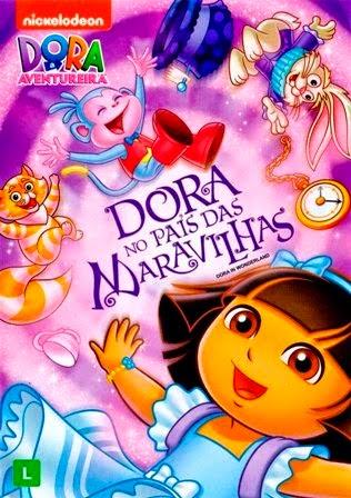 Download Dora a Aventureira Dora no Pais das Maravilhas Torrent Dublado