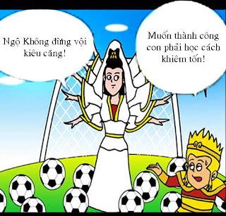 Tây Du Ký hài: Đội bóng Đường Tăng