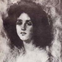 'Retrat de Renée Vivien (Alice Pike Barney)'