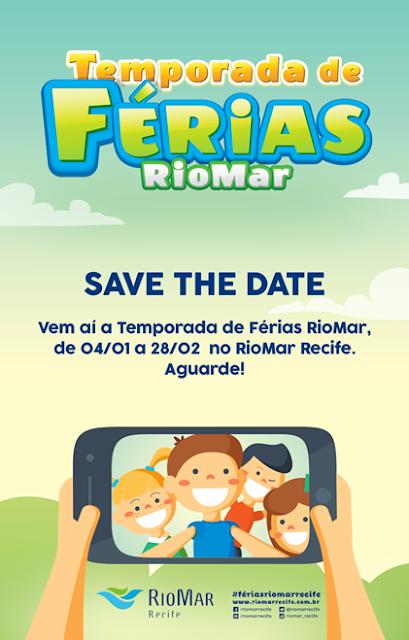 RioMar programação para criança janeiro 2016
