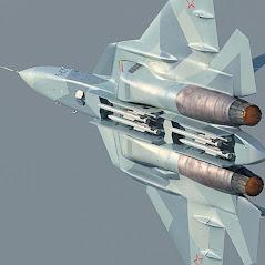 Sukhoi T-57 PAK FA Misseis