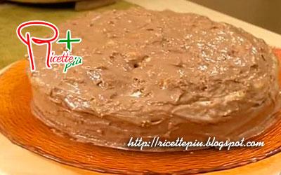 Torta Mimosa al Cioccolato di Cotto e Mangiato