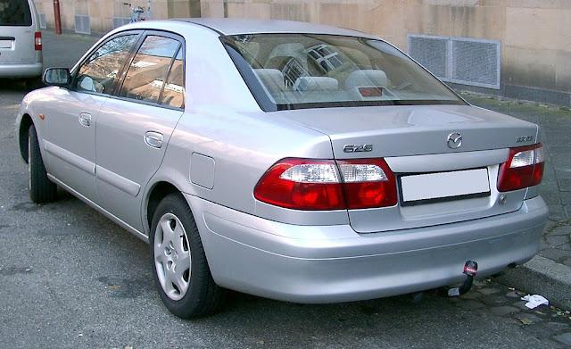 Classic Mazda 626 photo