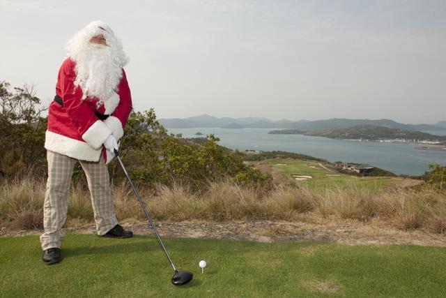 New Golf Course On Big Island