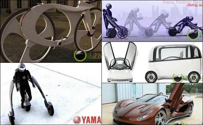 13 Kendaraan Canggih yang akan Dijumpai di Masa Depan