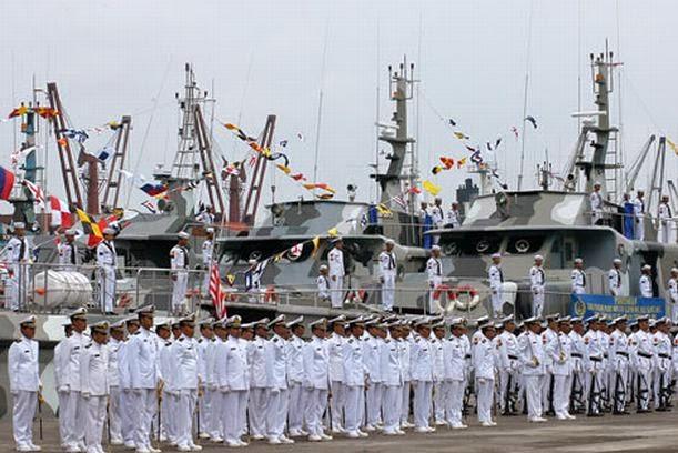 TNI AL Segera Bentuk Armada Wilayah Baru