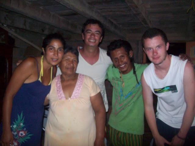 Baño Nuevo Coyhaique:Etiquetas: Ecuador , Por la mitad del mundo , Puerto López