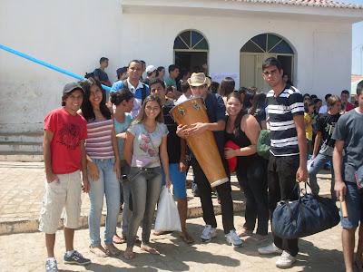 2º Missão Jovem na Paraíba