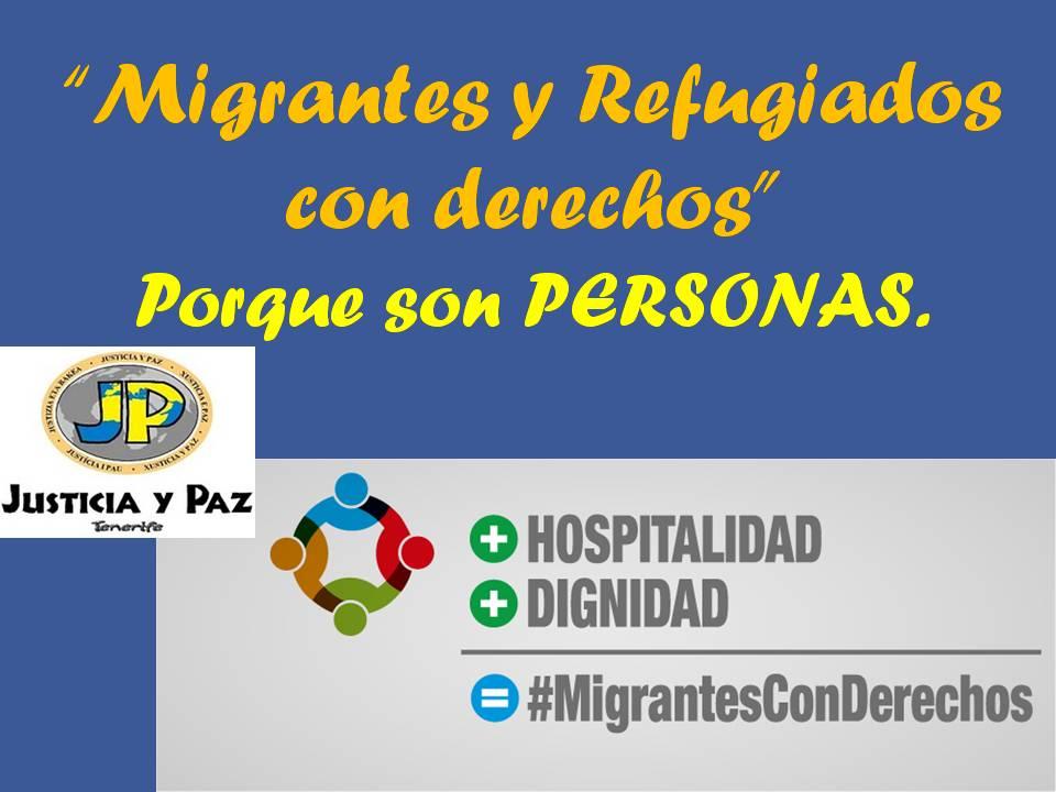 Migrantes y Refugiados con derechos
