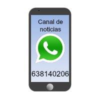 Te informamos por WhatsApp