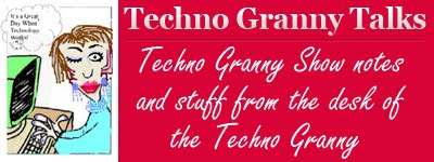 Techno Granny Talks