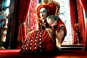 La reina de corazones