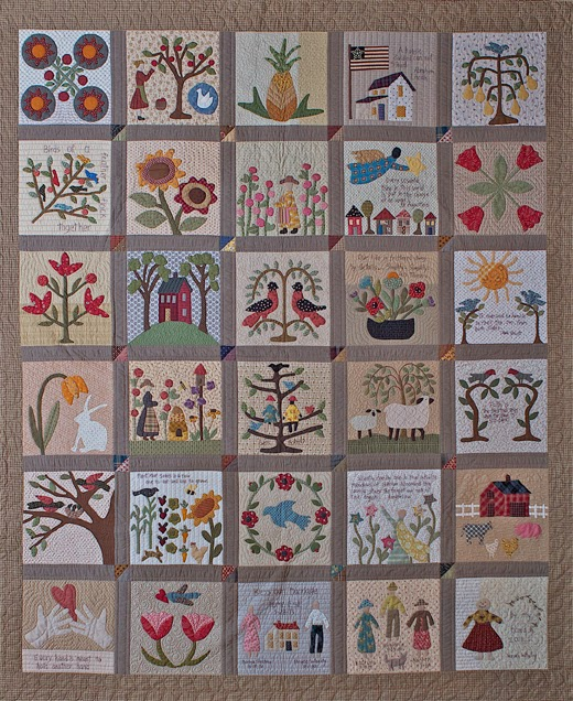 Simple Quilts Templates Quilt Kit : Timeless Traditions: Sweet and Simple