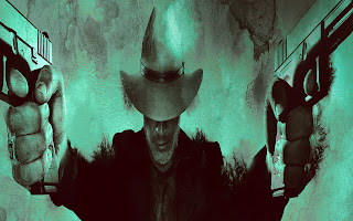Justified TV Series Artwork HD Wallpaper