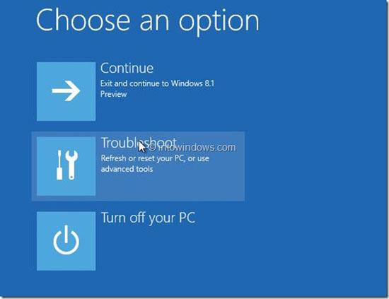 Opsi cadangan terbaik untuk windows 8