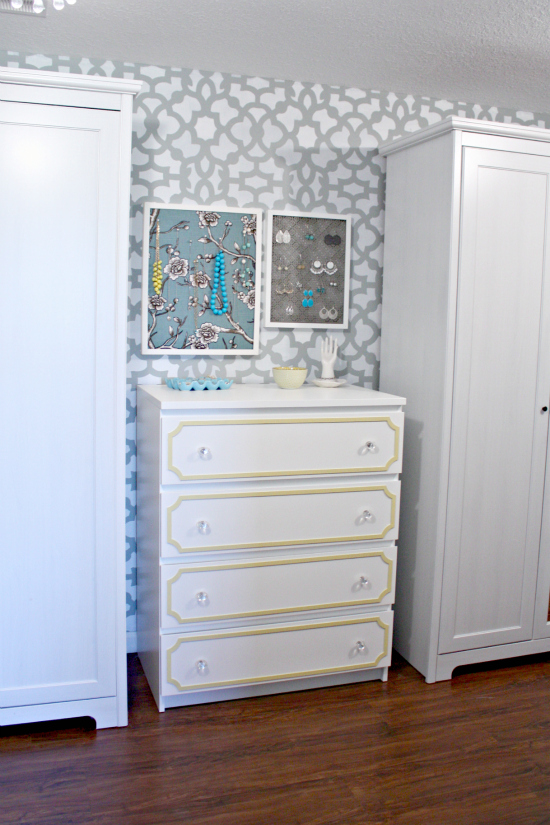 Ikea malm dresser update house plans and home plans for Armoire malm