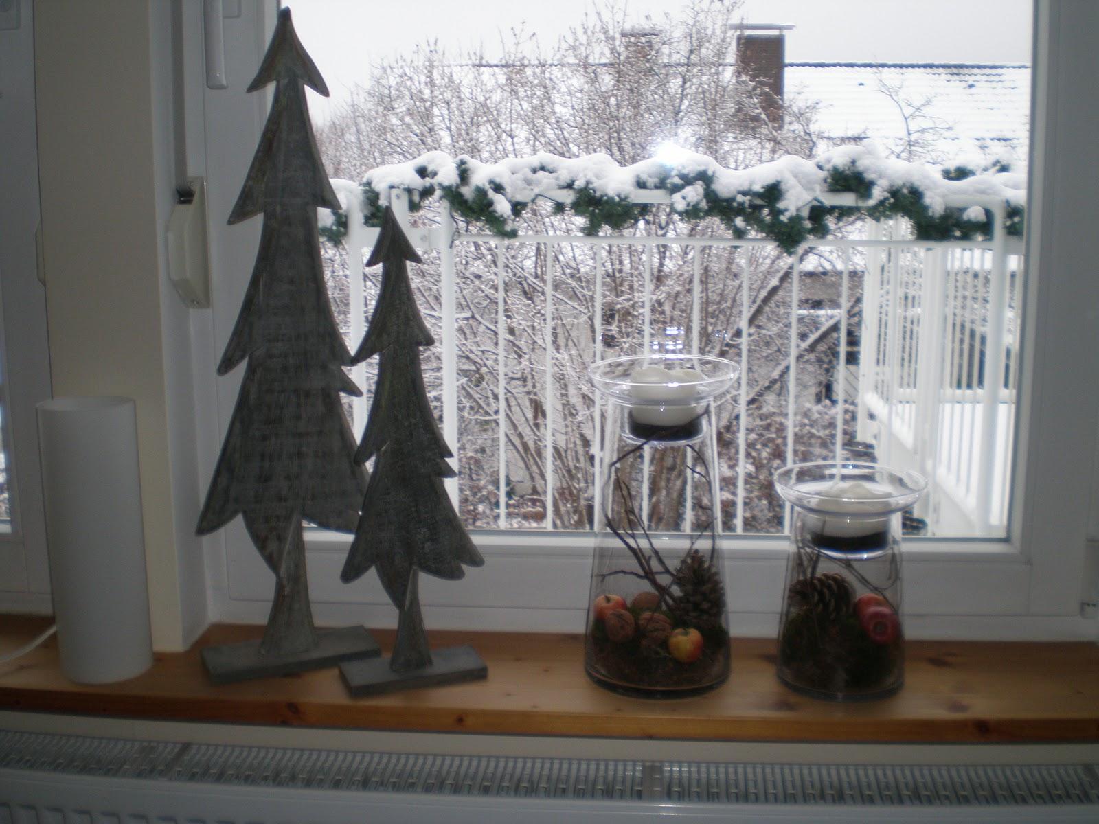 hausfrau sch ne weihnachtsdeko zu besuch bei t. Black Bedroom Furniture Sets. Home Design Ideas