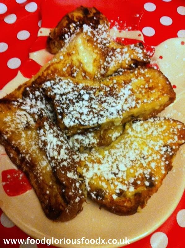 Panettone French toast | Charlene Flash