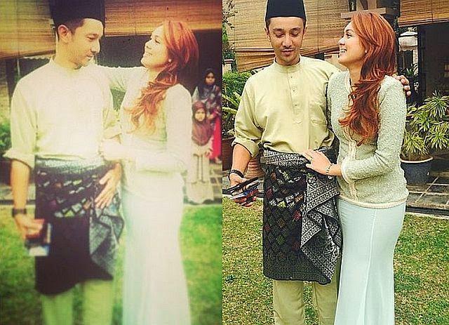 Qi Razali Nelydia Senrose dikecam berpeluk mesra bagai suami isteri