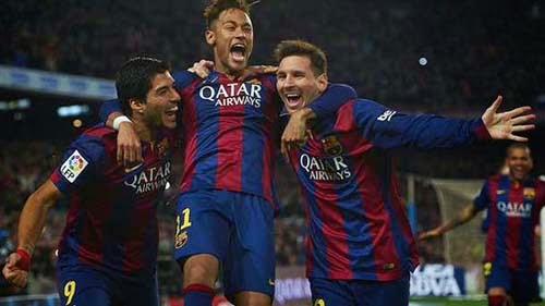 Barcelona vs Getafe 6-0 Liga BBVA Matchday 34 Full Match Gallery