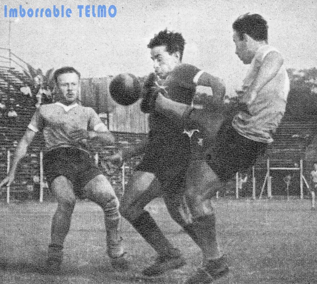 SAN TELMO - URQUIZA 1949 DESEMPATE