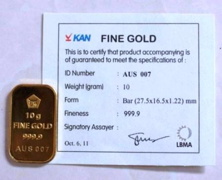 Mitos Dan Tips Saat Menjual Emas Dana Emas