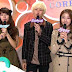 T-Ara Jiyeon's MC Cuts on Music Core 9/24/11