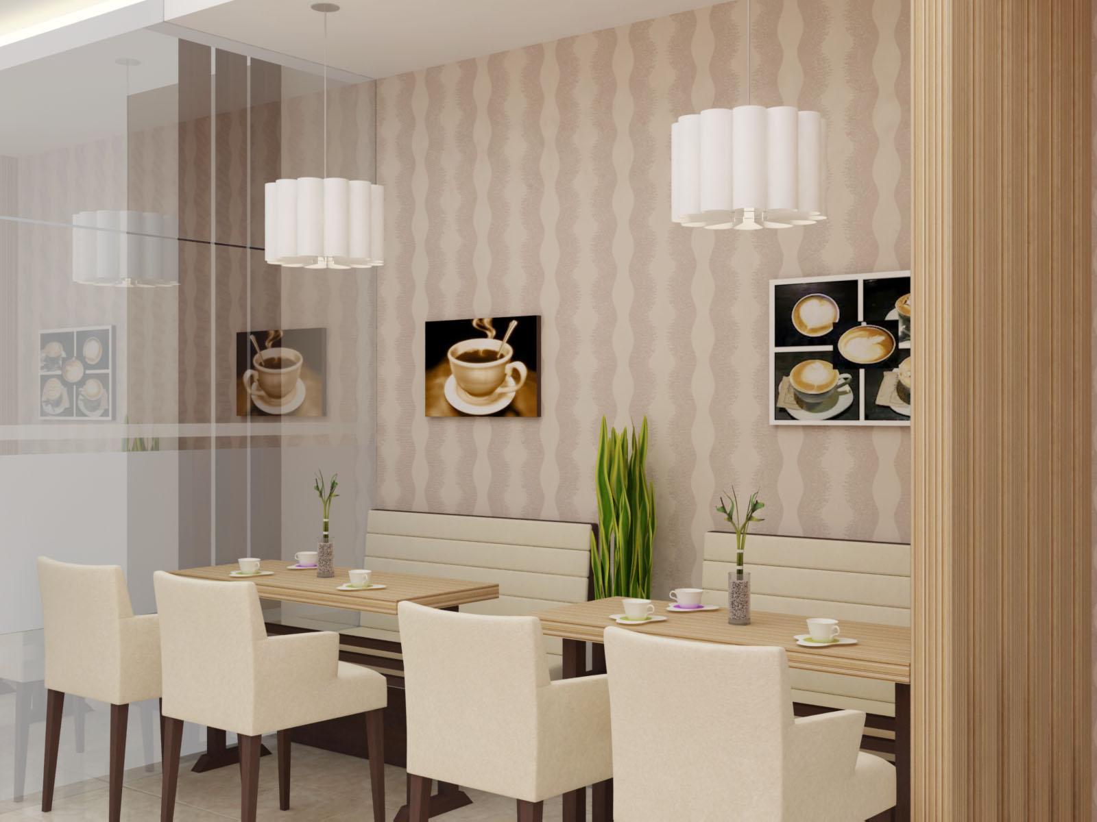 JASA INTERIOR 3D MURAH: Jasa desain Interior Restoran dan