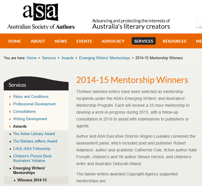 https://www.asauthors.org/2014-15-mentorship-winners