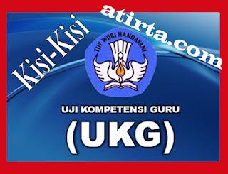 Download Kumpulan Soal - Soal UKA/UKG