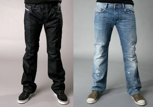 About Jeans: Mens Diesel Jeans
