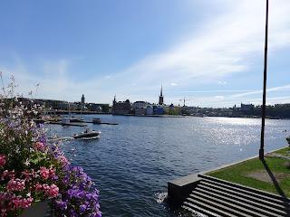 Na sever: Štokholm
