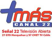 Ver Canal 22 Chile Online