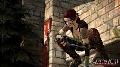 Download Dragon Age 2 Mark of the Assassin Expansion RELOADED